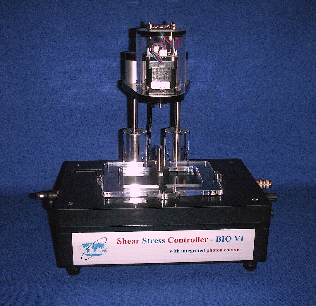 Shear Stress Controller PH